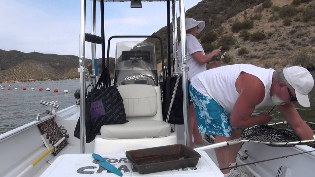 Silverwood lake striper fishing light line the reel for Silverwood lake fishing report