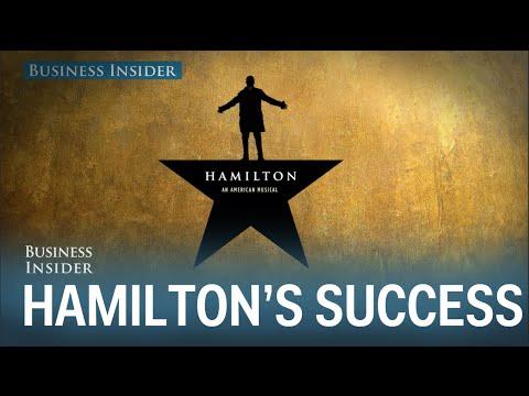 El musical Hamilton arrasó en los Premios Tony