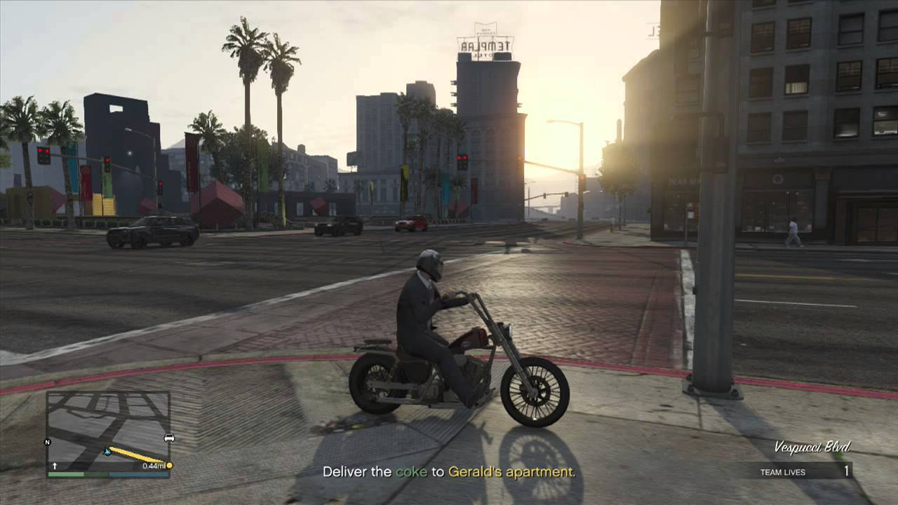 Chopper Bikes In Gta 5 GTA Online How to get The