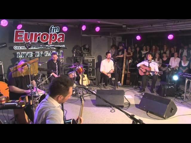 Vama Acoustic - Copilul care alearga catre mare LIVE in Garajul Europa FM