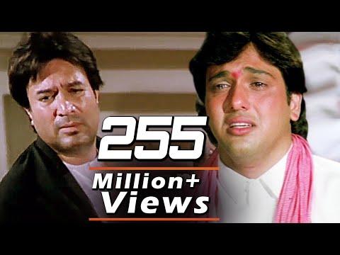'Ae Mere Dost Laut Ke Aaja' Full Video 4K Song   Rajesh Khanna, Govinda   Hindi Sad Song - Swarg