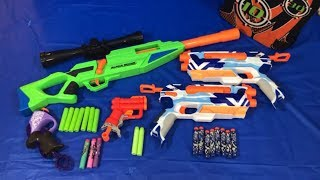 Toy Blasters for Kids Box of Toys Nerf Non Nerf Toy Weapons
