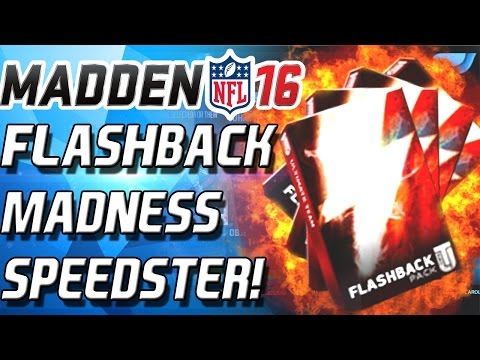FOUR FLASHBACKS! ONE ANDRE JOHNSON? Madden 16 Ultimate Team