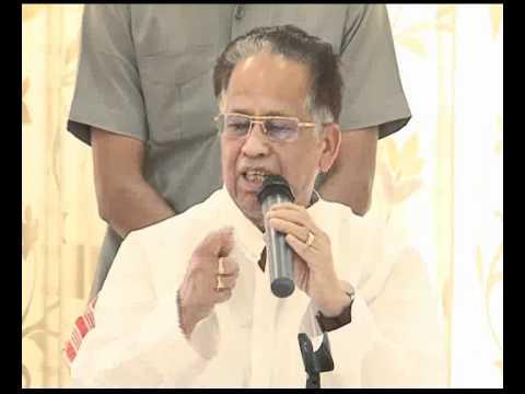 Interview: Assam's CM, Tarun Gogoi