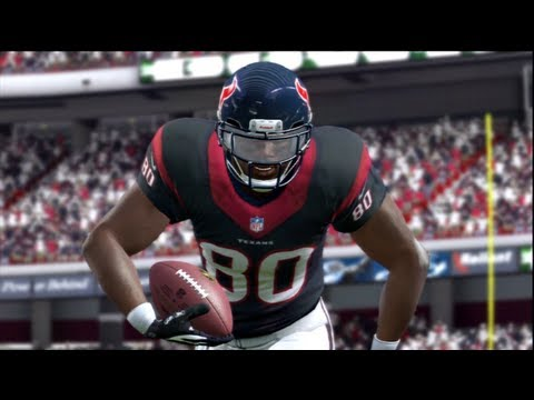 Madden 13 - Madden 13 Gameplay: Houston Texans vs New England Patriots