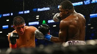 ADRIEN BRONER VS JESSIE VARGAS POST FIGHT LIVE CHAT