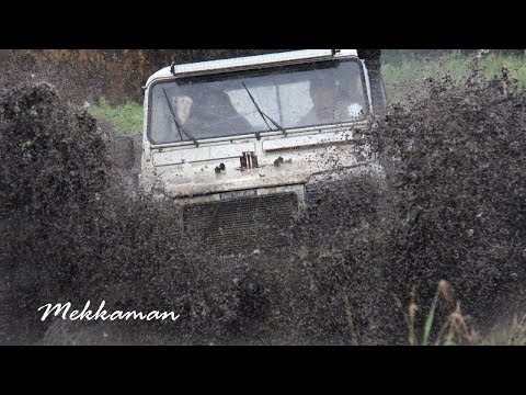 Barbados Mud Dogs Monday Mudfest 2013
