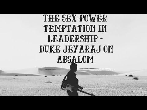 The Sex-power Temptation In Leadership:   - Duke Jeyaraj On Absalom (english - Nepali) video