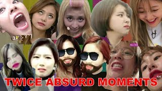 TWICE ABSURD MOMENTS | TRY NOT TO LAUGH