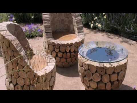 Wunderschöne Garten Deko Ideen Aus Naturholz From Naturalwood