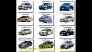 Car Hire Company in Antalya Turkey