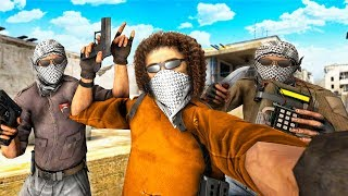PLAYING CSGO WITH KWEBBELKOP! (Counter Strike Global Offensive Funny Moments)