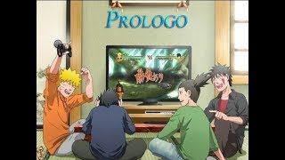 QHPS El Mundo De Naruto Era Un Videojuego Capitulo 0