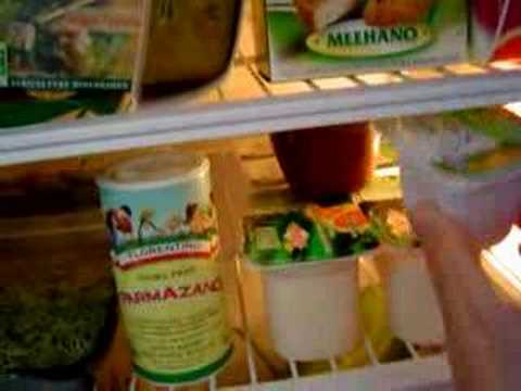 Vegan Fridge