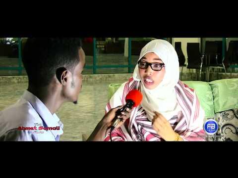 Nacima Qorane And Maryama-Laki Interview - Ahmet Somali Show, Hargeisa -  S1E1