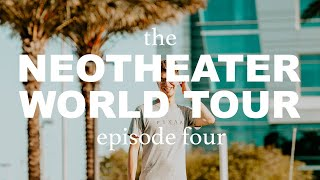 AJR - NEOTHEATER WORLD TOUR DOC (EP. 4)