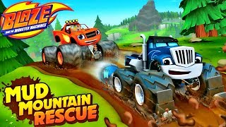 Blaze and the Monster Machines ● Cars Blaze Monster Truck Cartoon Game for Kids Episode 3