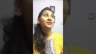Enna sona by Nithyashree