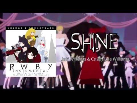Shine - Official Instrumental - RWBY