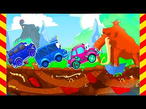 Мультфильм для мальчиков 30 МИНУТ. Вилли 1 - Вилли 2 новые серии для мальчиков 5 лет.