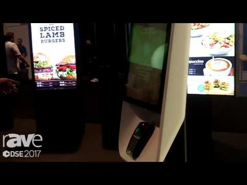 DSE 2017: Coates Presents Range of Kiosk and Digital Menu Board Offerings