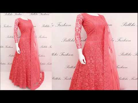 Anarkali dress|Anarkali suit|Anarkali dress designs 2018|Party wear|Latest anarkali designs