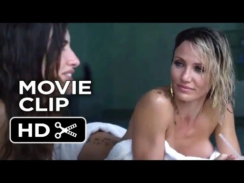 The Counselor Movie CLIP - Rattling Your Cage (2013) - Cameron Diaz, Penélope Cruz Movie HD