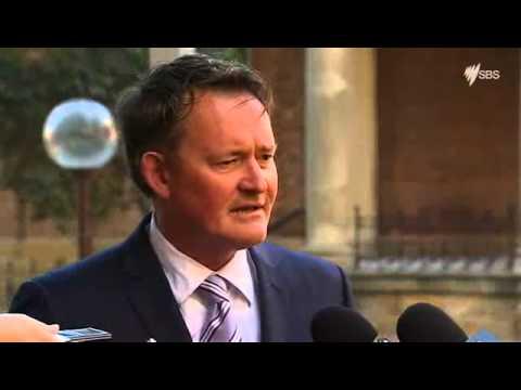 Hutchison Ports Dispute - 13 Aug 2015 - SBS News