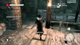Assassin's Creed: Brotherhood - Romulus Lair 4/6 - Leader of the Pack [HD]