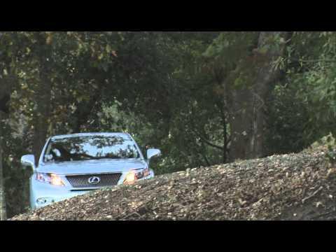 2010 Lexus RX 450h Overview