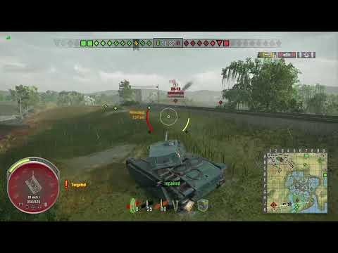 World of Tanks Xbox one ARL 44 2 Kills