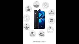 Vivo NEX (Black, 8GB RAM, 128GB Storage) Saran_Ad_World 2018
