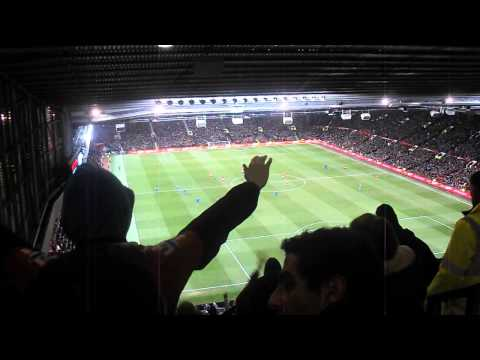 You are my Solskjaer Chant Hero's First return to Old Trafford Man Utd VS Cardiff