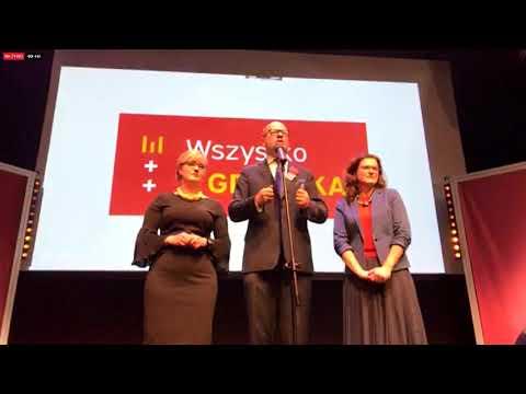 Paweł Adamowicz Po Ogłoszeniu Wyników Exit Poll #Wybory2018 | OnetNews