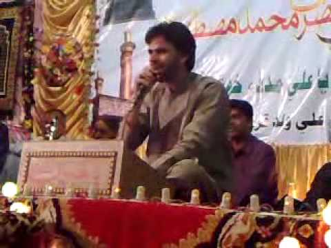 Ali Ke Sath Ha Zahra Ki Shadi, Shadman Raza In Talhar.by Mahtab Ali video
