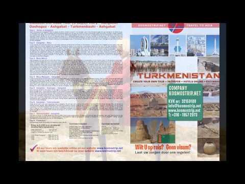 travel to turkmenistan www.kosmostrip.net