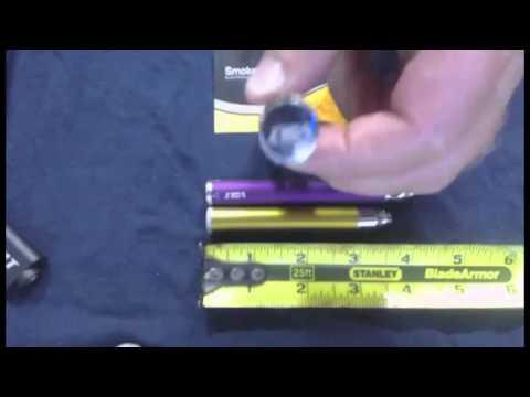 VOLT - Spinner Variable Voltage Battery Demonstration