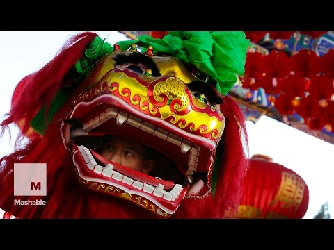 Watch Lunar New Year celebrations around the world | Mashable