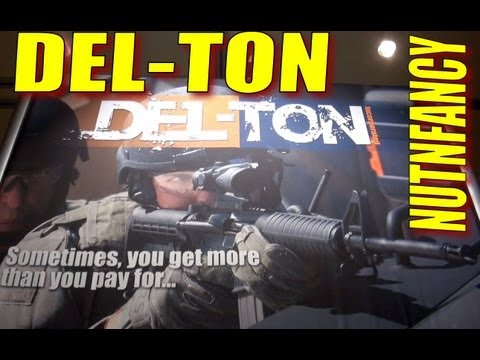 NUTNFANCY SHOT 2012: Del-Ton AR-15s