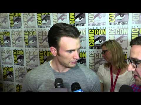 Chris Evans on the beautiful bonds in 'Avengers: Age of Ultron'