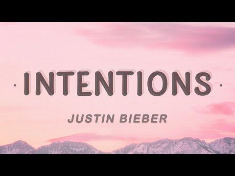 Justin Bieber - Quavo - Intentions (lyrics)