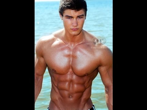 Natural Fitness Model Jeff Seid At LA Photoshoots