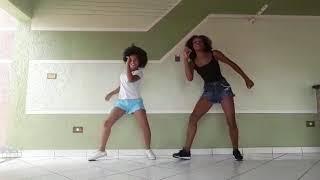Harmonia do Samba feat. Anitta-  Tic Nervoso - coreografia Fitdance