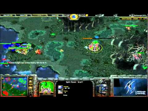 PlayCyberGames Channel 2012-3-11 l GEST Tournament Final Round Of 4 - CTW vs Fail