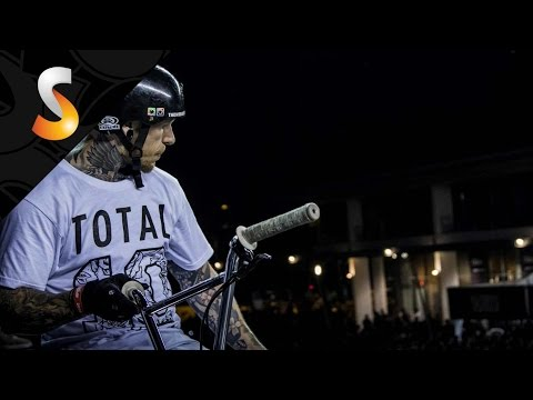 Mark Webb - 3rd FINAL SFR Sport BMX Spine - FISE World Montpellier 2016