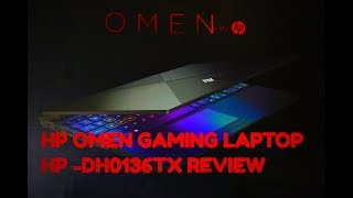 REVIEW OF HP OMEN DH0136TX