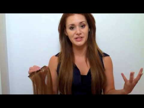 euronext hair extensions review chestnut brown 6 youtube