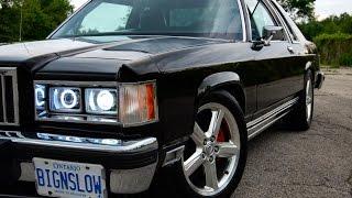 1985 Mercury Grand Marquis restomod