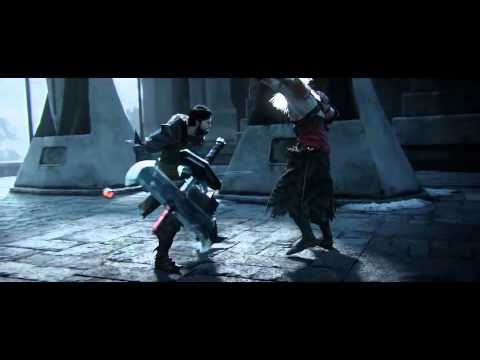 Dragon Age Awakening Rogue Dps Demostration. Dragon Age 2 Destiny Trailer