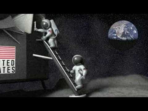 Funny ADHD Inattention Theater  Moon Landing